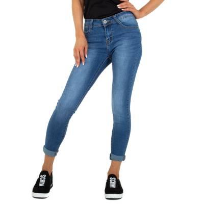 Skinny Jeans für Damen in Blau und Blau