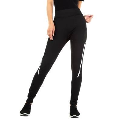 Klassische Leggings für Damen in Schwarz