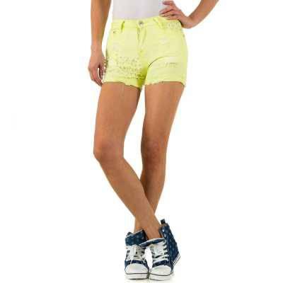 Hotpants für Damen in Grün