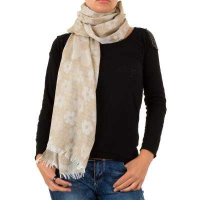 Schal für Damen in Gold