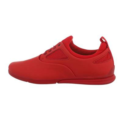 Sneakers für Herren in Rot