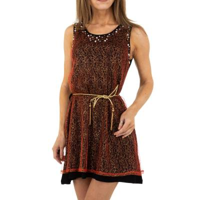 Minikleid für Damen in Rot