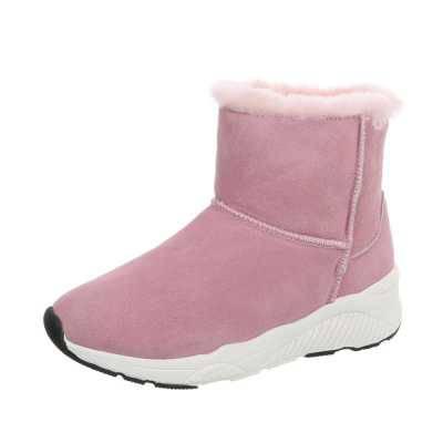 Snowboots für Damen in Rosa