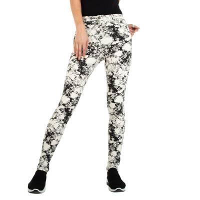 Skinny Jeans für Damen in Schwarz und Beige