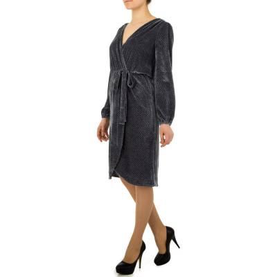 Cocktailkleid für Damen in Grau