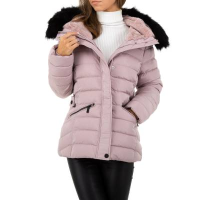 Winterjacke für Damen in Lila