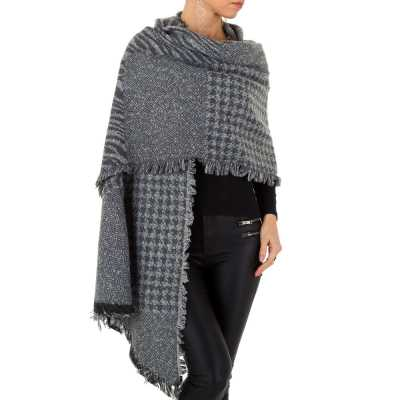 Schal für Damen in Grau
