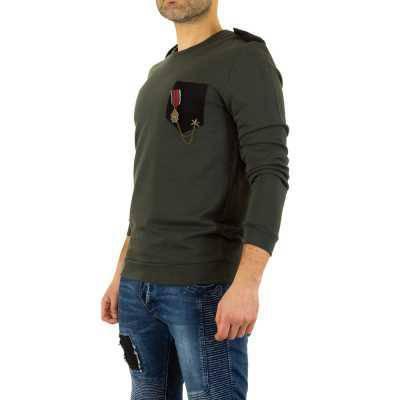 Pullover für Herren in Braun