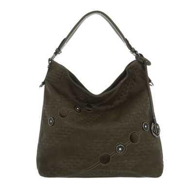 Große Damen Tasche Olive
