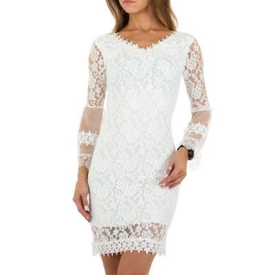 Abendkleid für Damen in Weiß