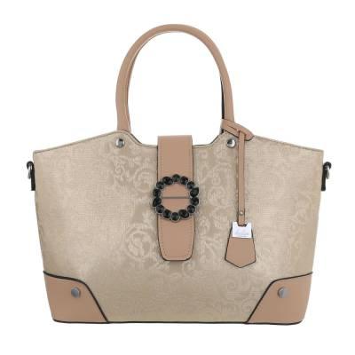 Große Damen Tasche Gold
