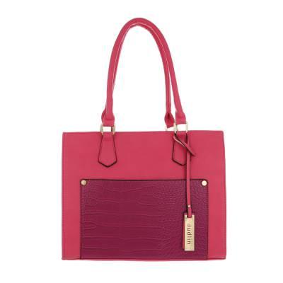Shopper für Damen in Rosa