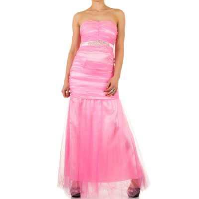 Abendkleid für Damen in Pink