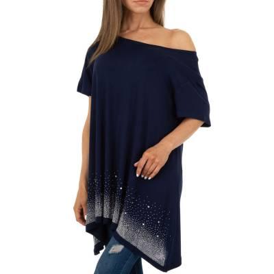 Tunika für Damen in Blau