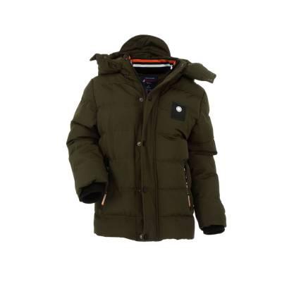 Jacke für Kinder in Grün