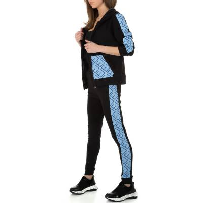 Jogging- & Freizeitanzug für Damen in Blau