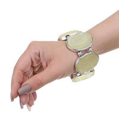 Armband für Damen in Gelb