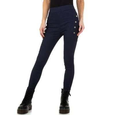 Skinny-Hose für Damen in Blau