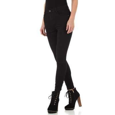Jeans für Damen in Schwarz