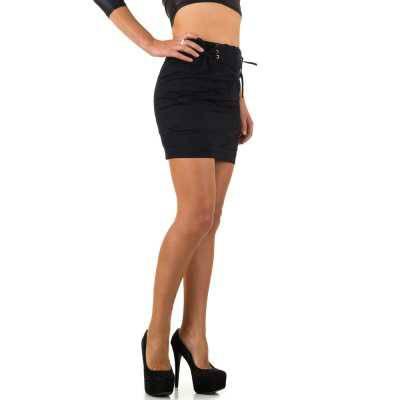 Minirock für Damen in Schwarz