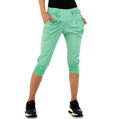 Jogginghose für Damen in Grün