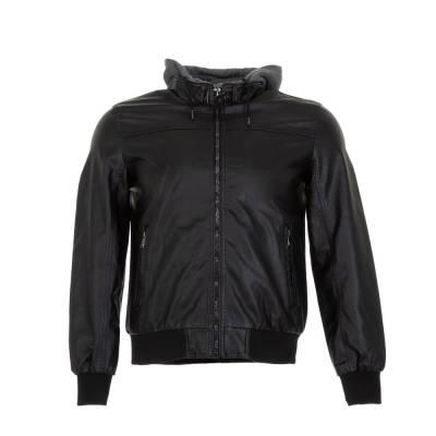 Jacke für Herren in Schwarz