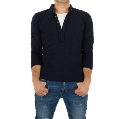 T-Shirt für Herren in Blau