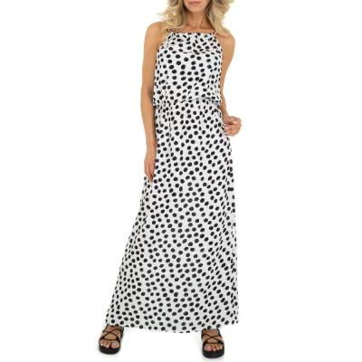 Sommerkleid für Damen in Weiß