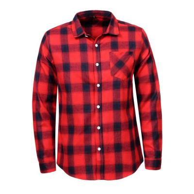 Hemd für Herren in Rot