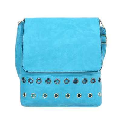 Kleine Damen Tasche Hellblau