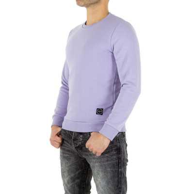 Pullover für Herren in Lila