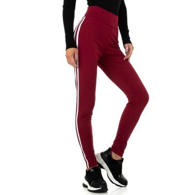 Sportleggings für Damen in Rot