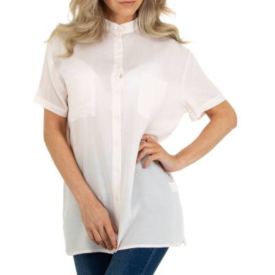 Bluse für Damen in Hellrosa