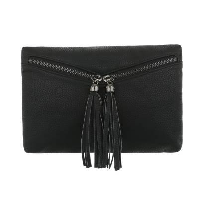 Kleine Damen Tasche Schwarz