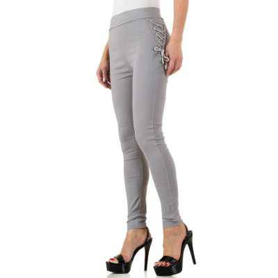 Jeggings für Damen in Grau