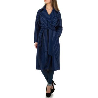 Trenchcoat für Damen in Blau