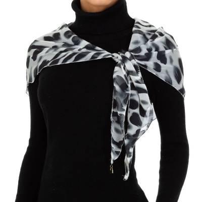 Schal für Damen in Weiß