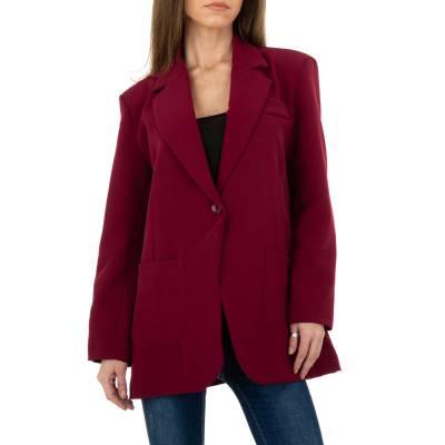 Blazer für Damen in Rot