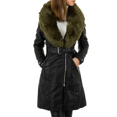 Wintermantel für Damen in Mehrfarbig