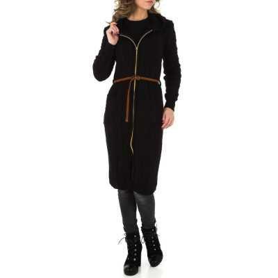 Cardigan für Damen in Schwarz