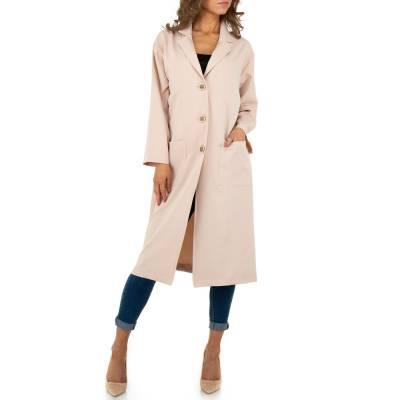Trenchcoat für Damen in Rosa