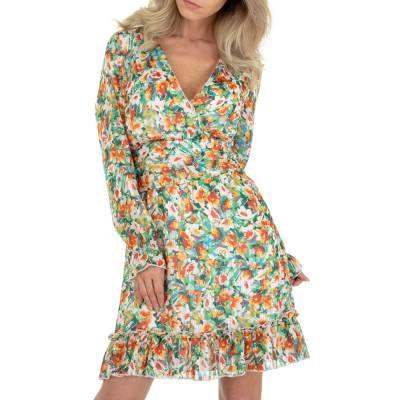 Sommerkleid für Damen in Dunkelgrün