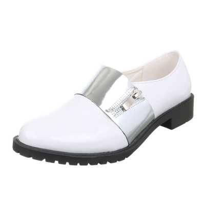 Slipper für Damen in Weiß