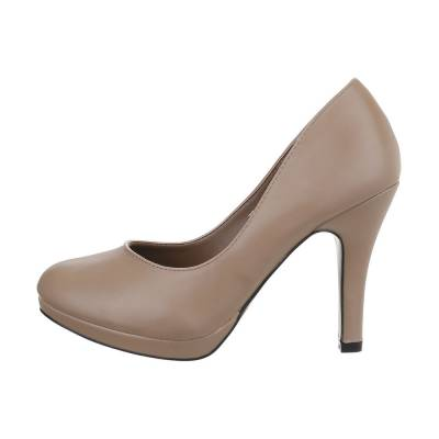 High Heel Pumps für Damen in Braun
