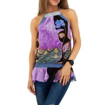 Bluse für Damen in Lila