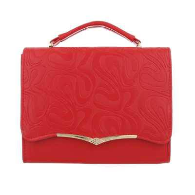 Kleine Damen Tasche Rot