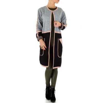 Strickcardigan für Damen in Grau