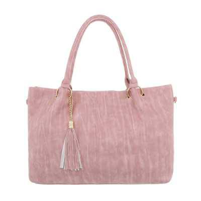 Große Damen Tasche Altrosa