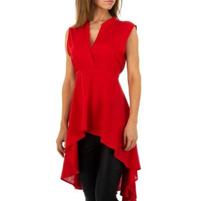 Tunika für Damen in Rot