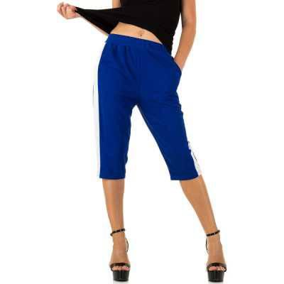 Caprihose für Damen in Blau